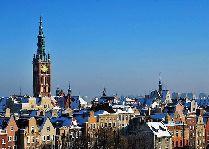 На Рождество в три польские столицы: Варшава – Краков – Гданьск