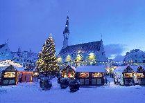 Путешествие накануне Рождества в Средневековье