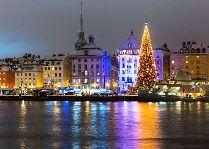 Новогодний тур «Дворцовое ожерелье Стокгольма» ОК