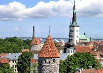 Тур в Эстонию на 8 марта