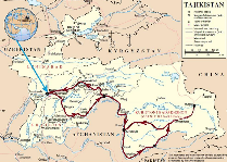 Тур на Памир