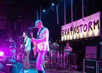 Концерт Brainstorm в Сигулде