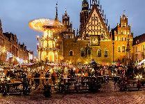 Рождество во Вроцлаве
