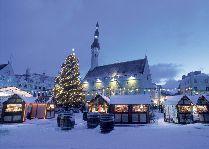 Новогодний Таллиннский экспресс
