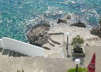 Спецпредложение на Черногорию в Elite Hotel: Площадка у моря для загара
