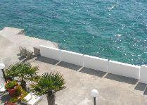 Спецпредложение на Черногорию в Elite Hotel: Веранда отеля