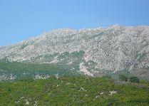 Спецпредложение на Черногорию в Elite Hotel: Горы, окружающие отель