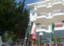 Спецпредложение на Черногорию в Elite Hotel: вид отеля май 2008