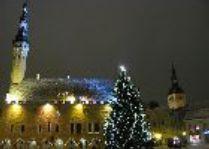 Экономичный тур на Рождество в Таллин