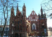 Большое путешествие по Литве