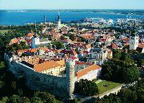 Ноябрьские праздники в Таллинне