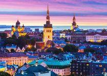 Тур по трём столицам Балтии MIT