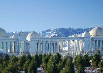Новый год в Туркмении