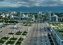 Рождество в Туркмении