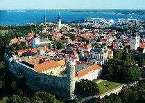 Июньские праздники в Таллинне.