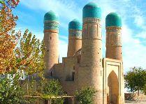Экскурсионный тур: Ноябрьские праздники в Узбекистане