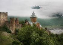 Экскурсионный тур: Ноябрьские праздники в Грузии