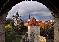 Ноябрьские праздники в Таллинне 2017