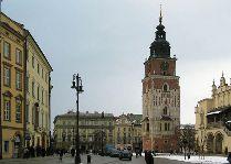 Тур на ноябрьские праздники в Краков
