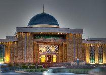 Новый год в Узбекистане 2012