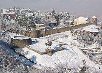Новый год в Грузии 2012