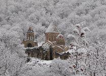 Рождество в Армении 2012