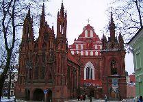 Тур в Вильнюс на