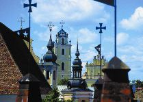 Тур в Литву на