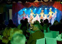Week-end в Jurmala Spa и кабаре в ресторане «Jurmala»: Первое представление