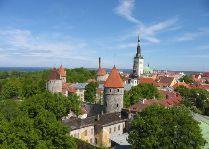 Июньские праздники в Таллинне