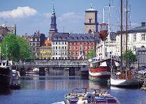 Выходные дни в Копенгагене