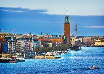 Скандинавские выходные в королевском Стокгольме