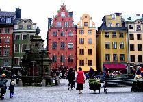 Скандинавские выходные в королевском Стокгольме: Старый город