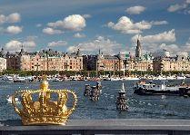 Скандинавские выходные в королевском Стокгольме: Стокгольм Королевский