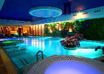 Рождество в лучшем семейном отеле Прибалтики Viimsi Tervis SPA 2012