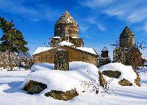 Рождественские каникулы в Армении 2016