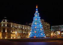 Новый год в Азербайджане
