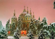 Рождество в Казахстане