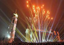 Новогоднее путешествие по 3 столицам Прибалтики.2016