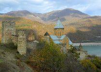 Ноябрьские праздники в Грузии
