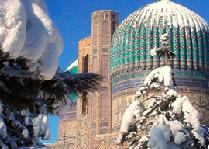 Новый год в Узбекистане 2017