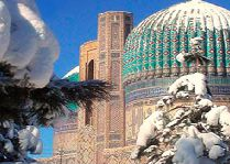 Рождественский тур по Узбекистану 2016