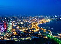 Новый год в Азербайджане 2016