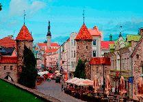 Две страны Латвия и Эстония MIT