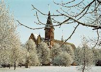 Рождественские сказки: Калининград 2016