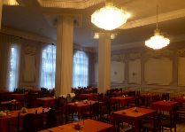 Лечебный тур: Ресторан