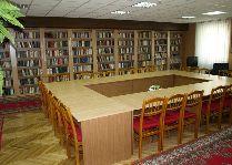 Лечебный тур: Библиотека