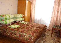 Лечебный тур: Спальня номера Люкс