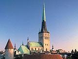 Эстония, Церковь Олевисте